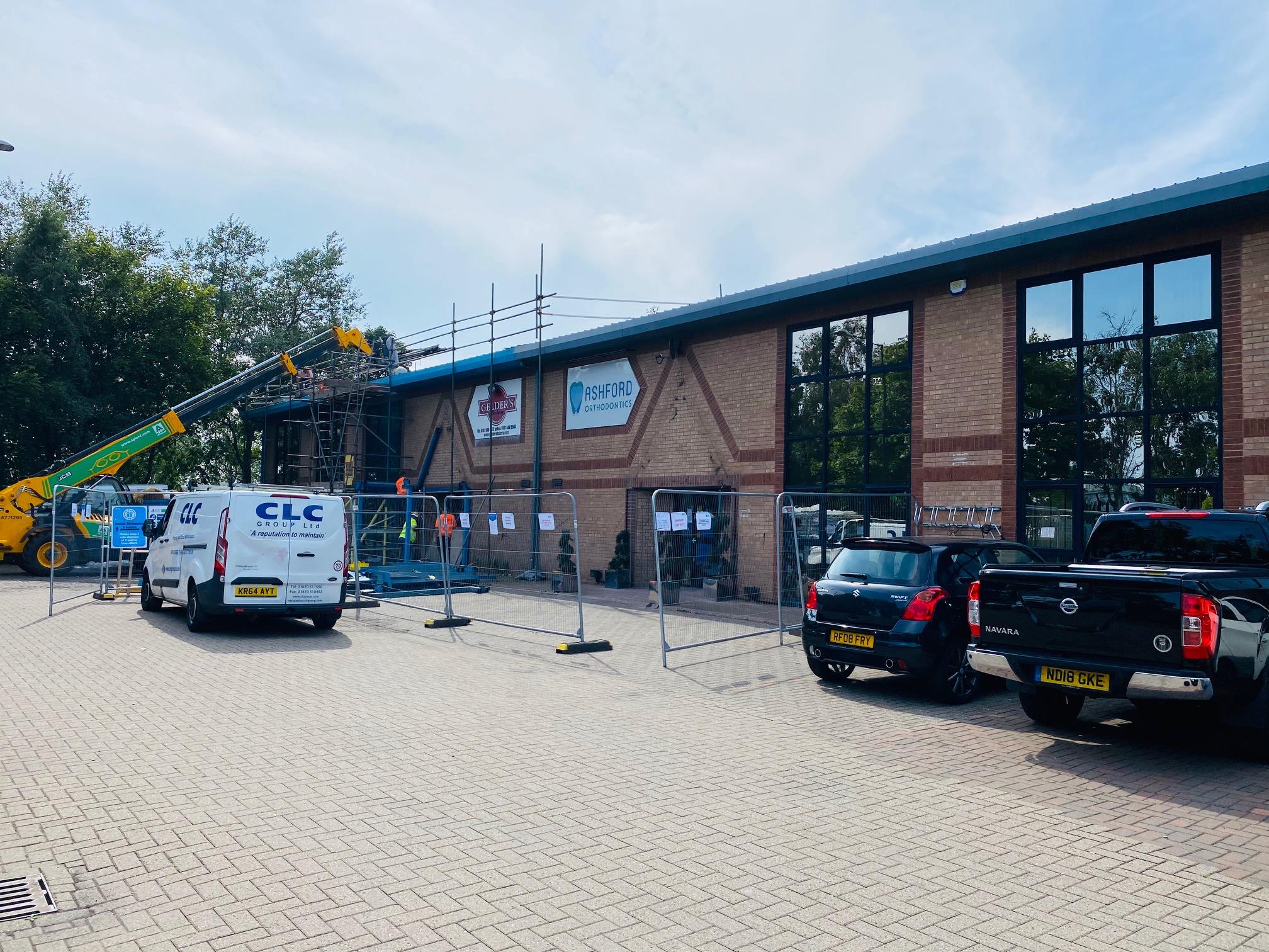 Ashford expansion is underway!